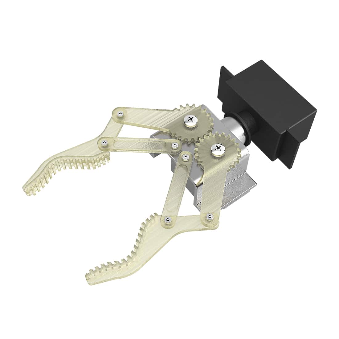 3D Druck Prototyp Greifer