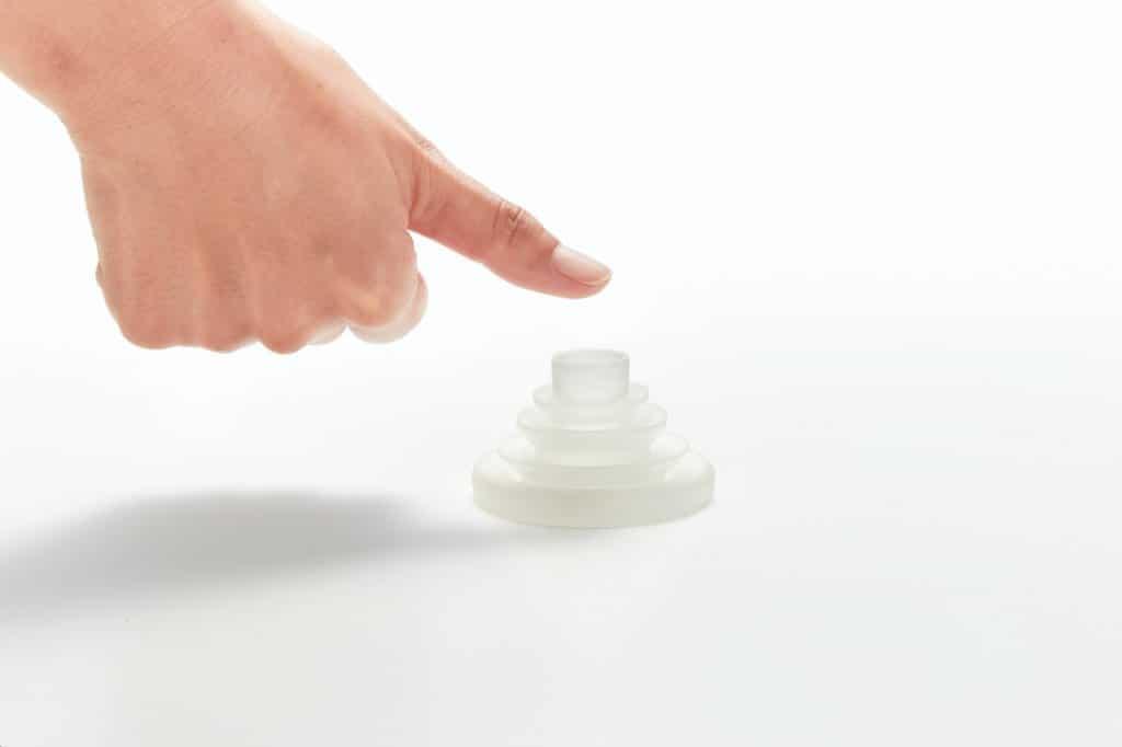 Gummi Manschette 3D Druck