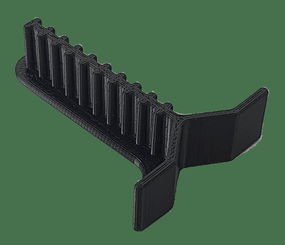 Halter Arretierung FFF / FDM 3D Druck ABS